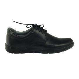 Crna Riko muške cipele 849 crne