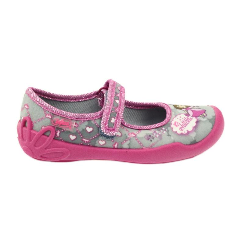 Velcro papuče Befado 114x305