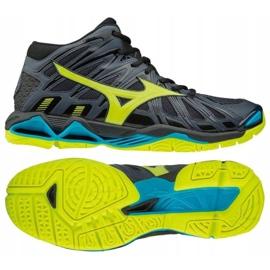 Röplabda cipő Mizuno Wave Tornado X2 Mid M V1GA181747
