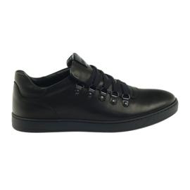 Crna Pilpol PC051 crne cipele