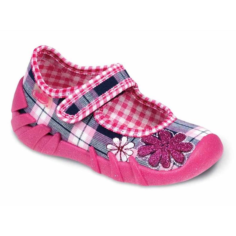 Befado crna obuća za djecu komf. do 23 cm 109P051 roze