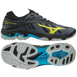 Odbojkaške cipele Mizuno Wave Lighting Z4 M V1GA180047 siva grafita