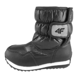 Téli cipő 4f Jr HJZ18-JOBDW001 fekete