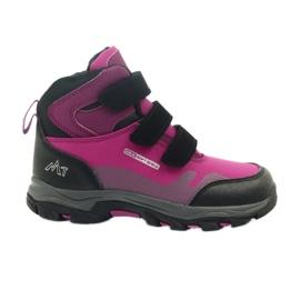 Mttrek Tépőzáras cipők MT TREK 011 fukszia