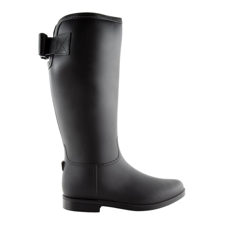 Ženske čizme crne D58 crne crna