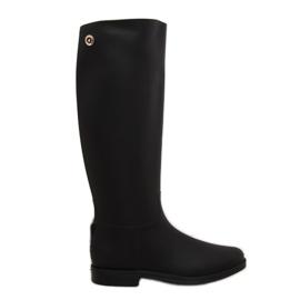Esős Show Rain Boots fekete D59 Black