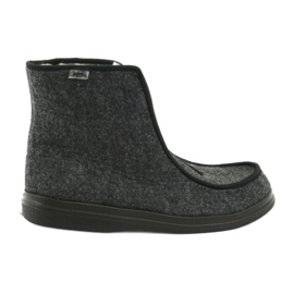 Befado ženske cipele pu 996D004 siva