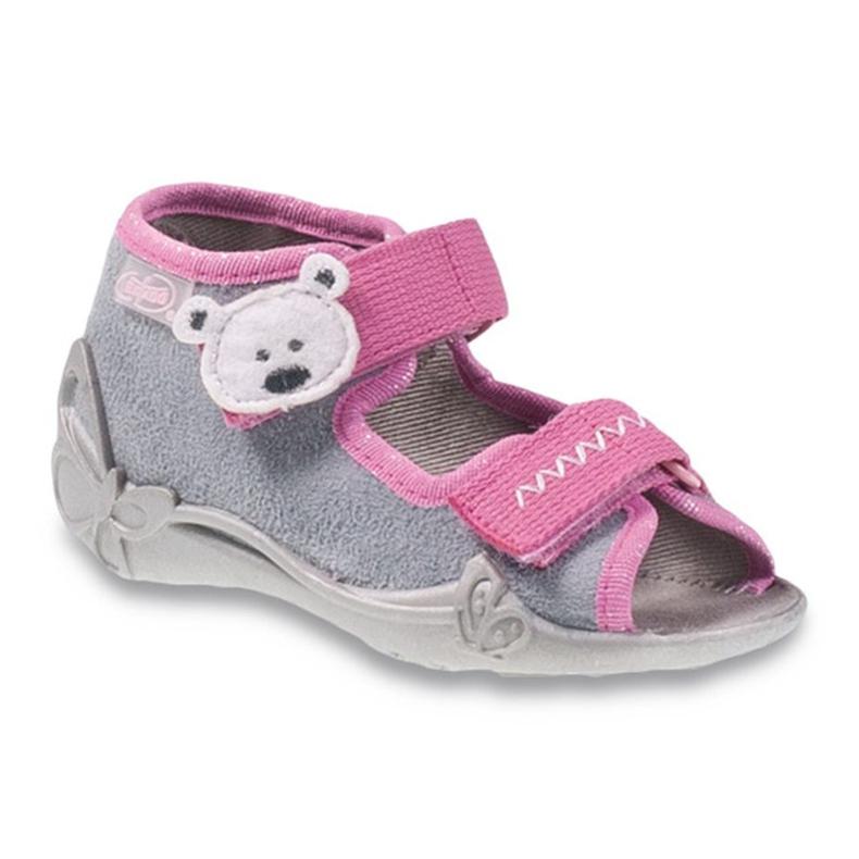 Dječje cipele Befado siva 242P073