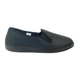 Fekete Befado cipők férfi cipők papucsok 013M312