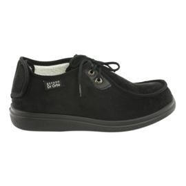 Befado ženske cipele pu 387D005 crna