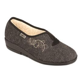 Befado ženske cipele pu 940D357 smeđ