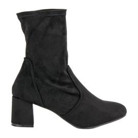 Kylie Klizne antilop čizme crna