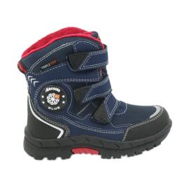 American Club Američke čizme zimske čizme s membranom 0926