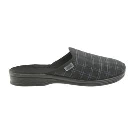 Befado férfi cipő papucs 089M408 fekete