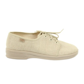 Barna Befado cipő férfi cipő pu 630M007