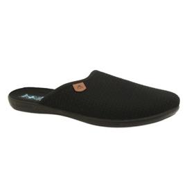 Papuče Adanex 21115 papuče crna