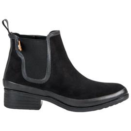 Kylie Čizme Jodhpur čizme crna