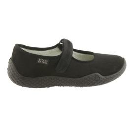 Befado ženske cipele pu - mlade 197D002 crna