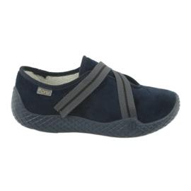 Befado ženske cipele pu - mlade 434D015 mornarica