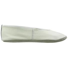 Gimnastičke baletne cipele bijela