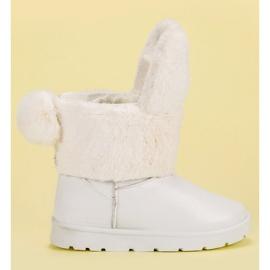 Seastar fehér Mukluki hó cipő
