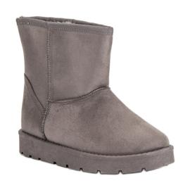 Seastar szürke Mukluki hó cipő