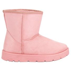 Seastar rózsaszín Mukluki hó cipő