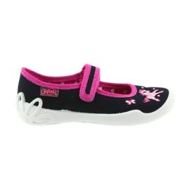 Befado gyermekcipő balerina papucs 114X323