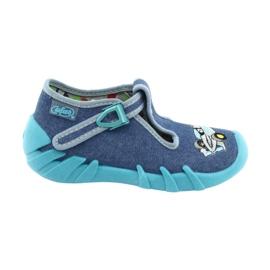 Kék Befado gyermekcipő 110P320