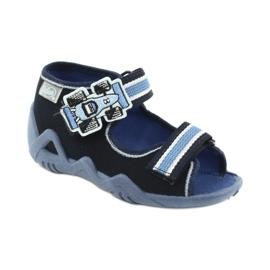 Mornarica Dječje cipele Befado papuče sandale 250P065