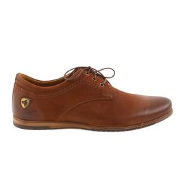 Smeđ Riko sportske cipele s niskim potpeticama 877