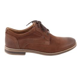 Smeđ Riko niske muške cipele 831