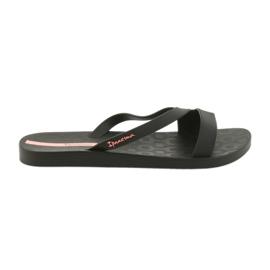 Crna Ipanema japanke za ženske cipele 26263