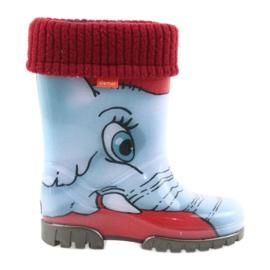 Demar vrtići za dječje čizme s toplom čarapom