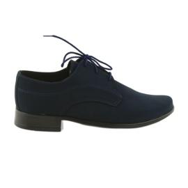 Haditengerészet Miko cipő gyerekek velúr közösség cipő