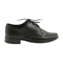 Fekete Miko cipő gyermekcipő fiúk közösség