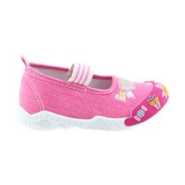 American Club rózsaszín Amerikai cipők gyermekcipő rugalmas bőr talpbetéten