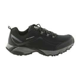 American Club ADI vezane sportske cipele američka vodootporna meka WT04 / 19 crna