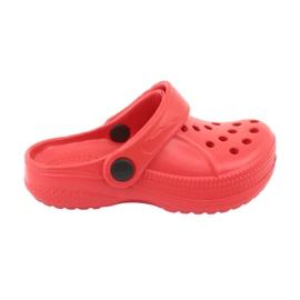 Ostale dječje cipele Befado - crvene 159X005 crvena