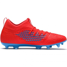 Futballcipő Puma Future 19.3 Netfit Fg Ag M 105539 01