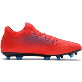Futballcipő Puma Future 19.4 Fg Ag M 105545 01