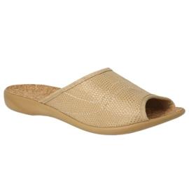 Befado ženske cipele pu 254D094 smeđ