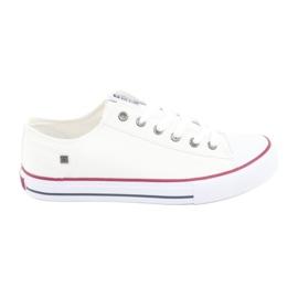 Big Star Sneakers kötött fehér 174271