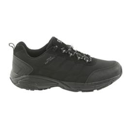 Fekete DK 18378 softshell sportcipő