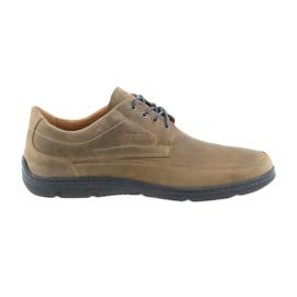 Badura 3390 barna sportcipő