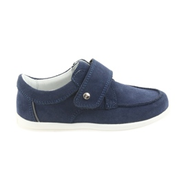 Bartek Ležerne cipele za dječake 58599 granat mornarica