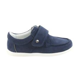 Bartek mornarica Ležerne cipele za dječake 58599 granat