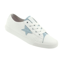 Big Star cipők csillag kék 274692
