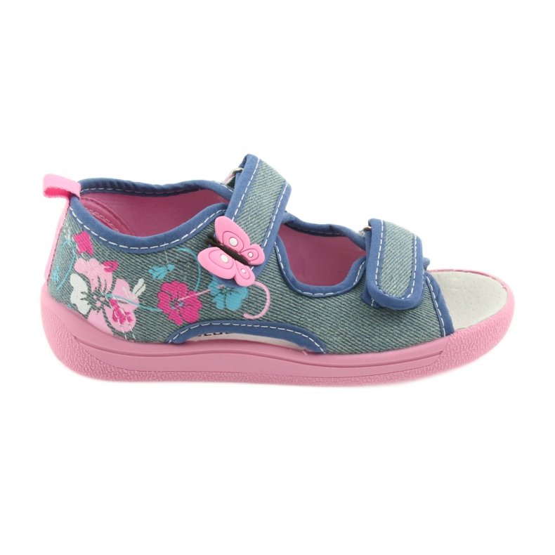 American Club Dječje cipele na papučama sandale američke kože 37/19