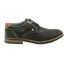 American Club fekete Csizma férfi cipő Rhapsody RH 08/19